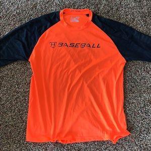 Under Armour baseball performance shirt